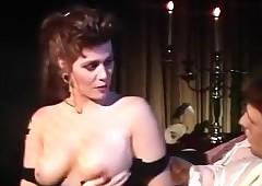 Ingenuous 80s porn integument