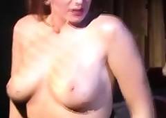 Open 80s porn videotape