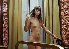 Jane Birkin exposed - Fancy at one's..