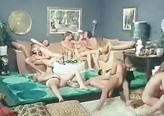 Fruit Porn - Conjugal Orgy (70s)