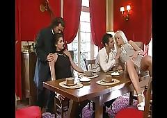 Italian 4some FFMM Sexual..