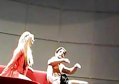 Joaquin Ferreira excitado em HD
