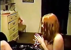 Tyro - Fruit Cute Redhead Teen..