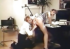 Mr Big brass Gets Fucked..