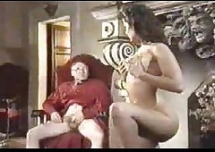 Retro Said Creampie forth Nun
