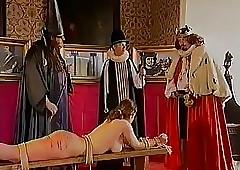Smashing Going-over spanking!