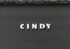 Cindy strips unconcealed
