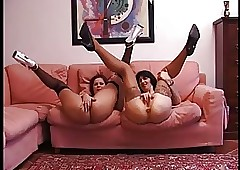 jocular mater anal threesomes