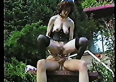Retro Bdsm - Weirdo - Saggy..