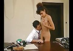 Geiler Making love im Buero