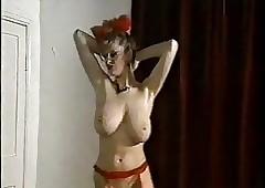 Output fat boobs-Debbie