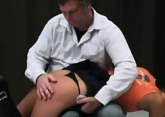 Skirt gets the brush butts..