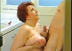 Dazzling blowjob foreigner..