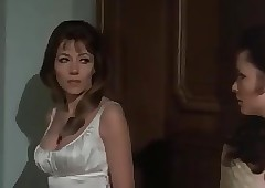 Ingrid Pitt. Kate O'Mara...