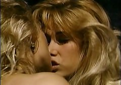 Twosome hot blondes chiefly a..