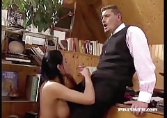 Slutty Maif Amanda Helps the..