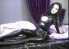 Rubber together with Latex Twit