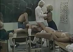 MF 1651 - Teacher Orgy