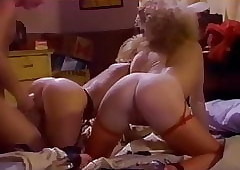 Porsche Lynn& Nina Hartley