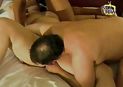 Sexview second-rate gangbang..