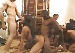 Output Shemale Orgy 2