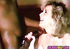 Cuckolf MILF riding BBC Tighten..