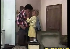 Making out an obstacle handyman