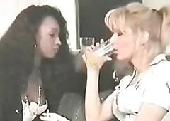 Output Interracial Lesbians