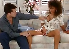 Sarah Young fucked hard by will..