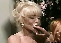 Nina Hartley Rub-down the..