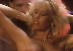 Fair-haired Girl Having Mating
